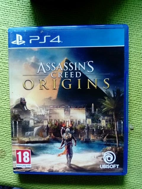 assassins cred ps4