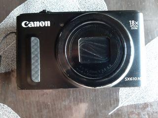 Cámara digital CANON SX610 HS
