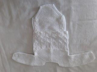 ropa de bebé hecha a mano
