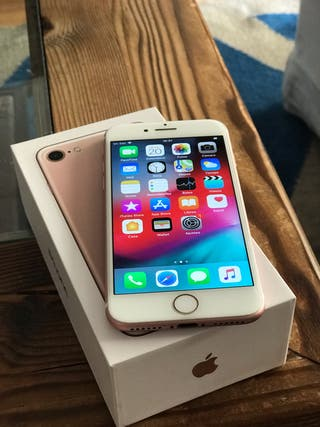 iPhone 7 256gb rosa