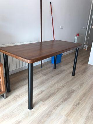 Mesa comedor / escritorio polivalente!