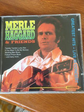 Cd de Merle Haggard & Friends