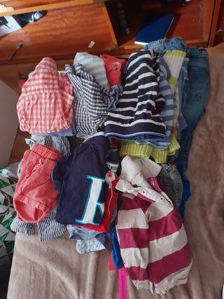 ropa bebe niño