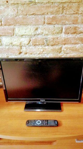 91a1c045a697 Televisor 22 pulgadas de segunda mano en Barcelona en WALLAPOP