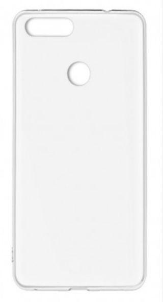 Funda Huawei Honor 7x transparente nueva