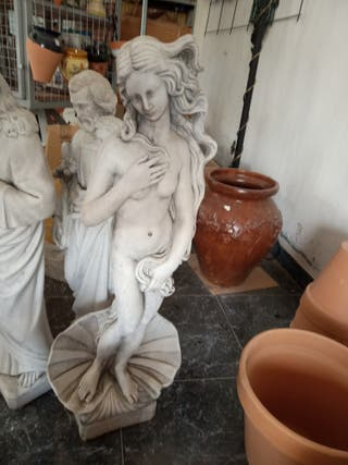 Esculturas para jardín
