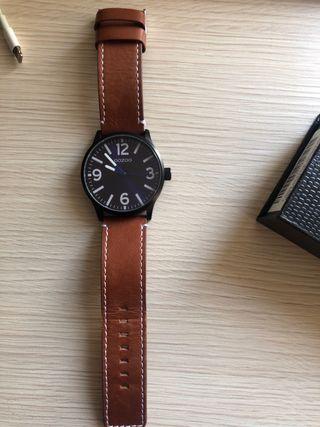 Oozoo reloj digital de cuarzo para hombre