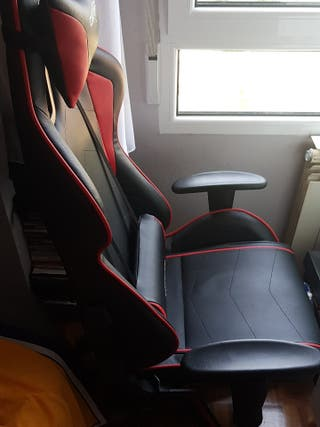 silla gaming Dx-racer