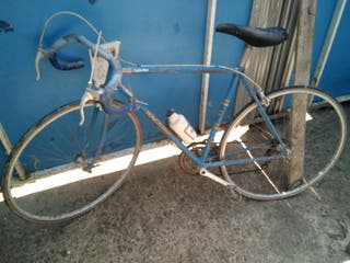 bicicleta de carretera antigua macario