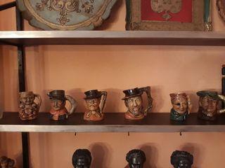 jarras pequeñas artesania portuguesa