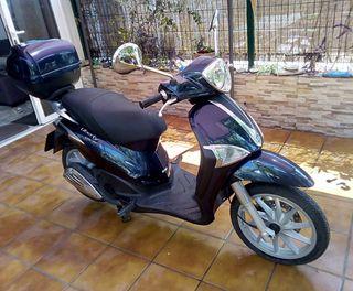 Moto Liberty Piaggio 125cc