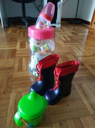 accesorios de niñ@ y ropa de bebé