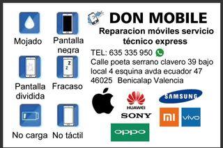REPARACION DE MOVILES APPLE