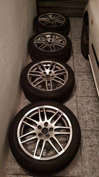 Llantas Audi Rs4 / 17 Pulgadas