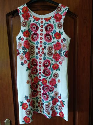 Vestido Zara Girls T 13/14(164cm)