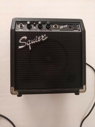 Amplificador guitarra 22W