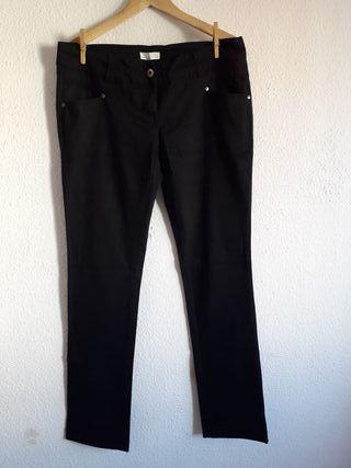 Pantalón chino negro Vero Moda t 40