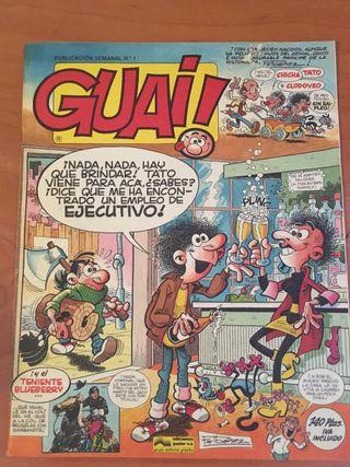 Comics Guai! F. Ibañez. 50num