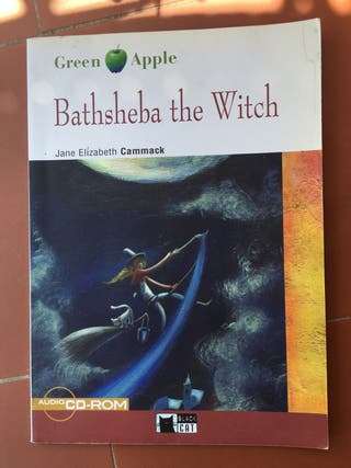 Libro de inglés: Bathsheba the witch