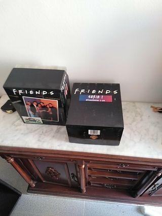 Friends VHS
