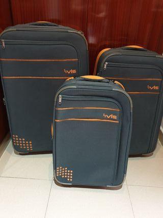 Vete de vacaciones con estas maletas!