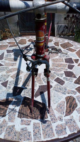 Quadre bicicleta clàssica Amat