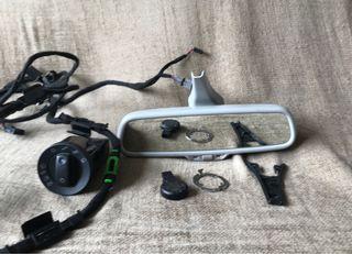 Espejo automático y sensor de luces Audi A4 B7