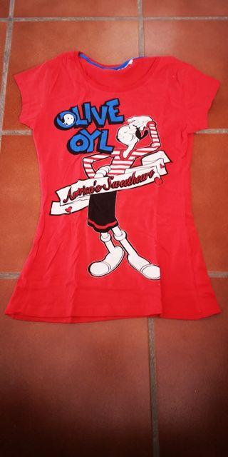 Camiseta talla S