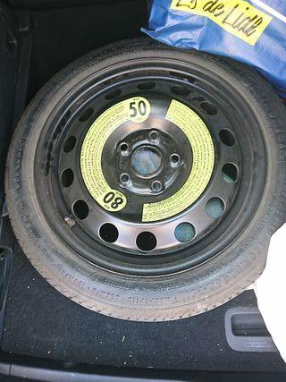 rueda de recambio, galleta, seat altea xl y más