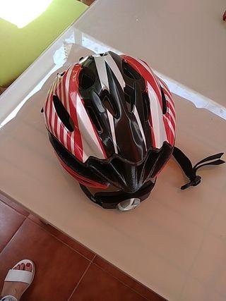 casco para bicicleta niño