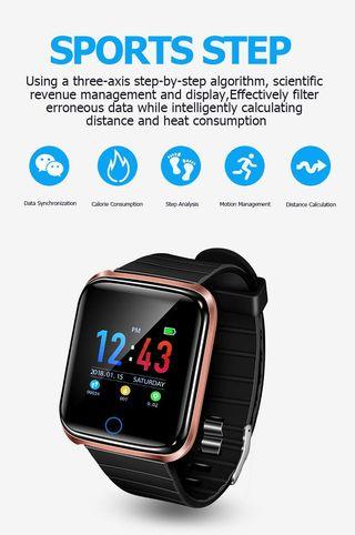 Smartwatch Reloj Inteligente Android Pulsera Activ