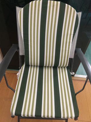 Cojines para sillas y sillones