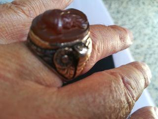 """anillo """"camafeo"""""""