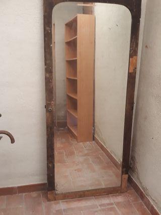 puerta armario primera mitad 1900