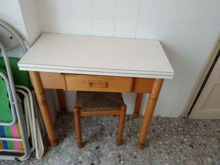 Mesa de Cocina de segunda mano en Segovia en WALLAPOP