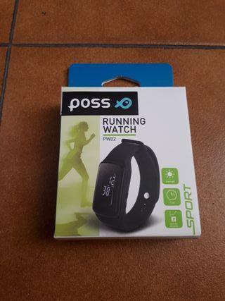 Running watch (pulsera de actividad)