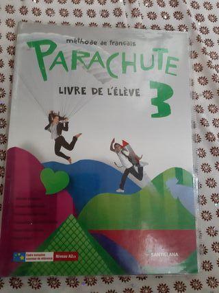 Parachute livre de l'élève 9788490490167