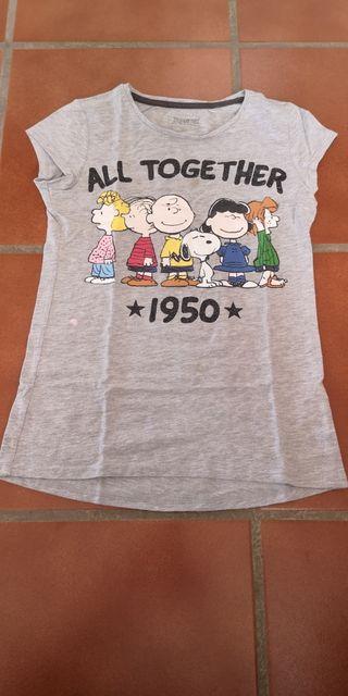 Camiseta talla S.