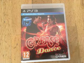 JUEGO PS3 GREASE DANCE