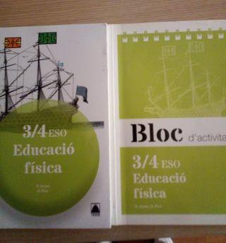 Educació física 3°\ 4° Eso