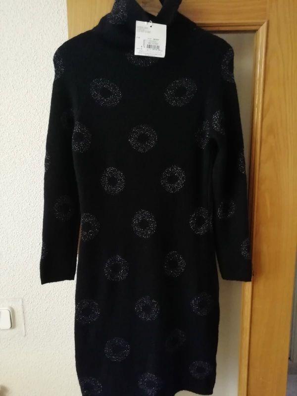 vestido roberto verino talla 40