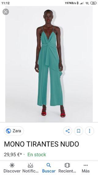 Elegante mono Zara