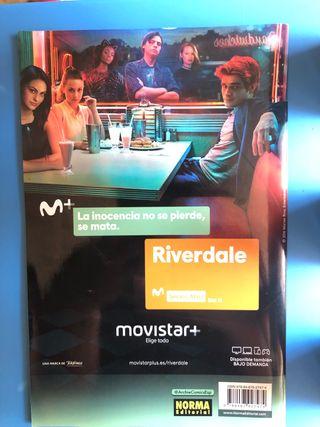 Riverdale Archie cómics