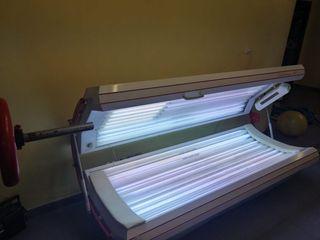 Lampara solar ultravioleta rayos uva