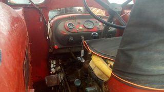 Tractor Barreiros. Modelo: 5000