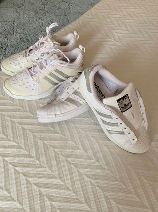 Zapatos deportivos mujer precio para dos €50