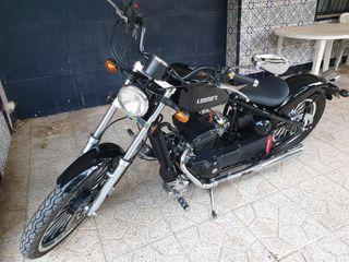 Leonart Bobber 125cc
