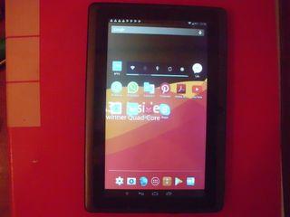 """Tablet de 7 """" (NUEVA A ESTRENAR)"""