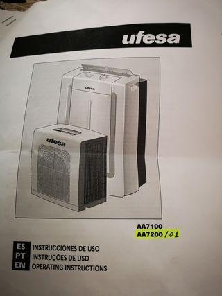aire acondicionado UFESA