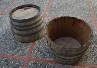 Barril de vino